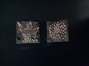 In Transit, 2015 Light Boxes