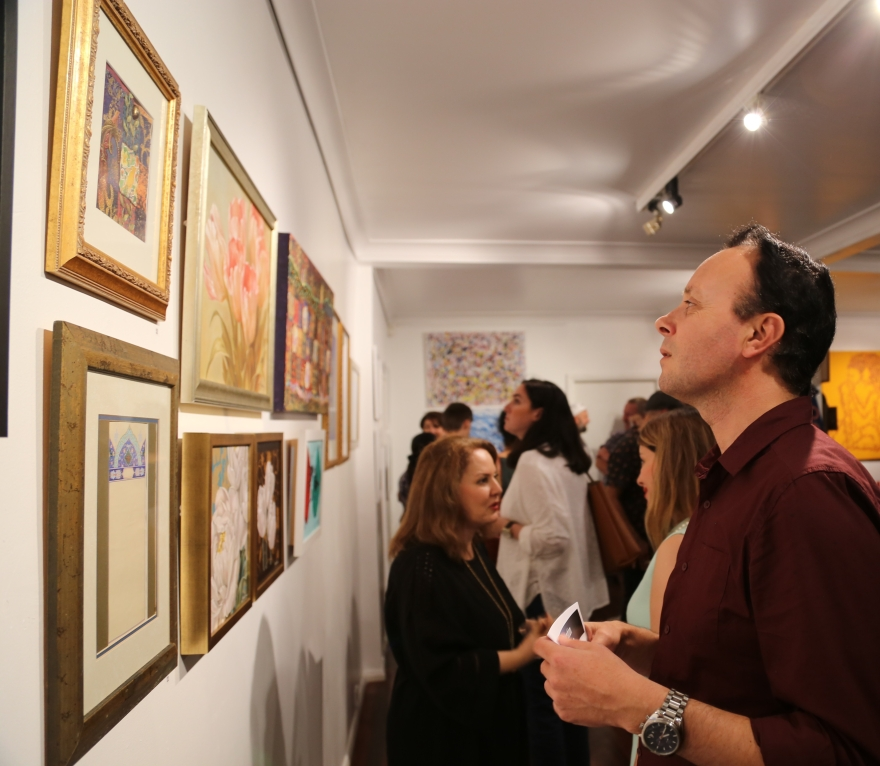 Iranian art and craft exhibition 2016